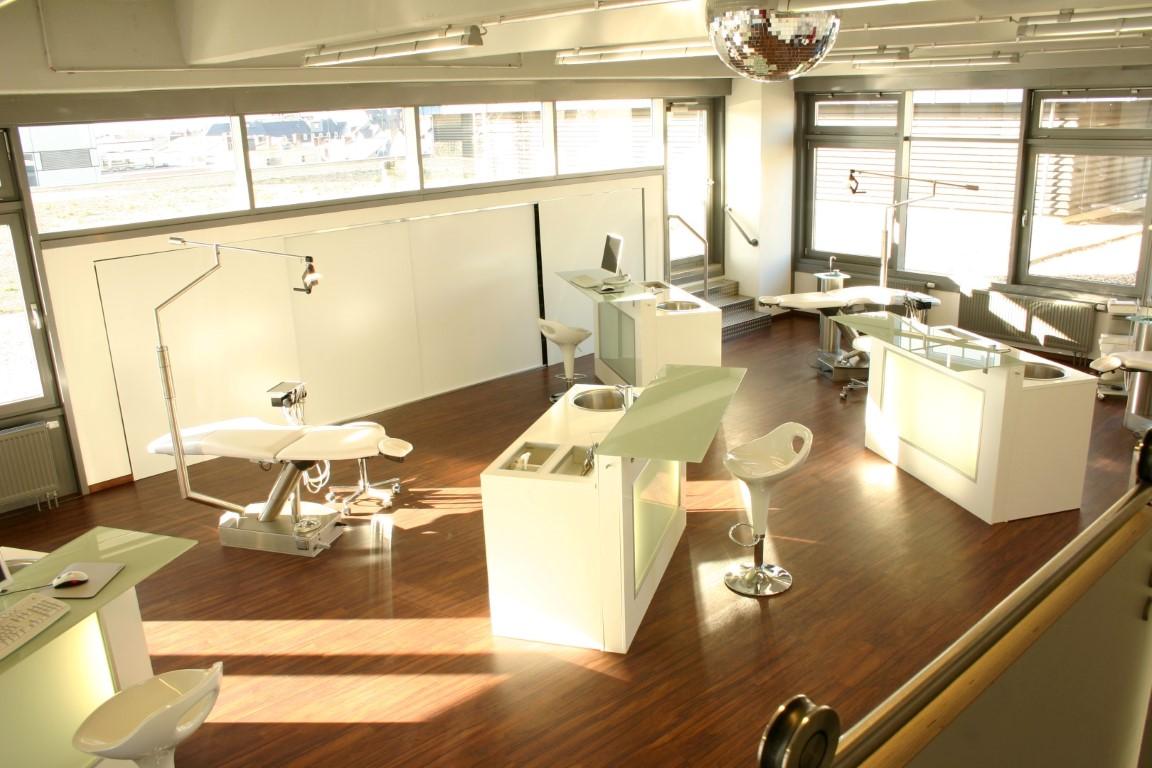 Innenausbau Praxis Dr. Schmider Schängel Center [Koblenz]   TERNES ...